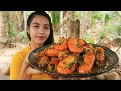 Yummy cooking shrimp recipe - Cooking skill