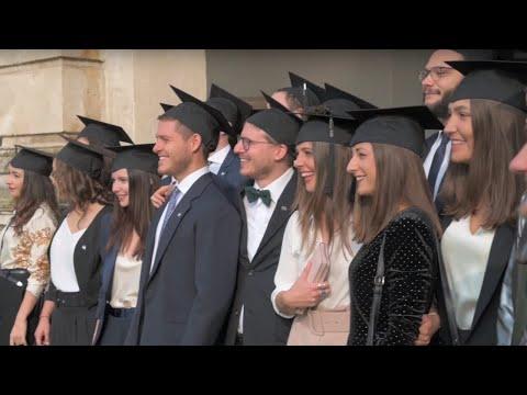 """Graduation Day Master full time 2019. Special Guest: Jury Chechi – """"Il signore degli anelli"""""""