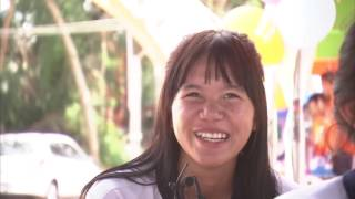 OBEC Young Beach Volleyball 2016 Inspired by Thai PBS - พูดคุยกับน้องๆนักกีฬาวอลเลย์บอลชายหาดจากทีมโรงเรียน ปากเกร็ด จังหวัด นนทบุรี