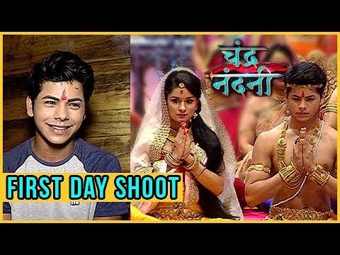 Siddharth Nigam As Bindusar   First Day Shoot   Ch