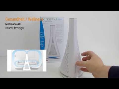 Medisana AIR Hands On Test - Deutsch / German ►► notebooksbilliger.de