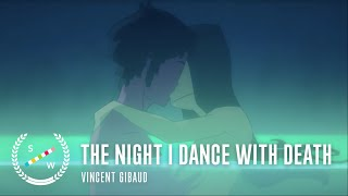 The Night I Dance With Death - An animated short film journey into psychedelics