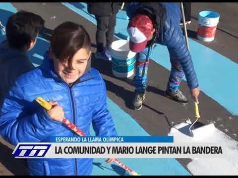La antorcha olímpica llega hoy a Junín