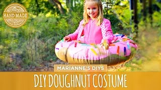 DIY Doughnut Costume - HGTV Handmade