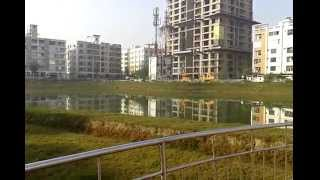 preview picture of video 'MIRPUR DOHS LAKE, DHAKA , BANGLADESH'