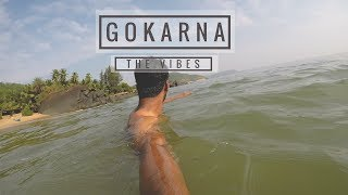 GOKARNA | The Vibes | The Beach | Dario G Voices | GoPro