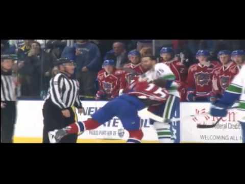 Darren Archibald vs. Bobby Shea