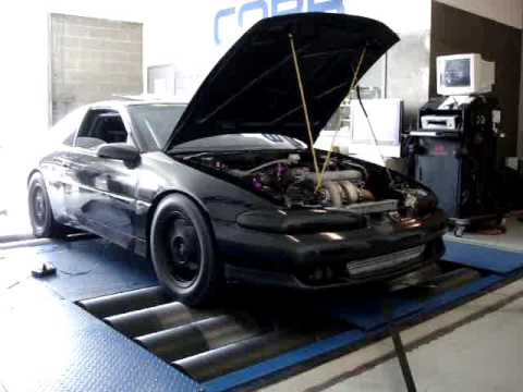 746 HP Eagle Talon