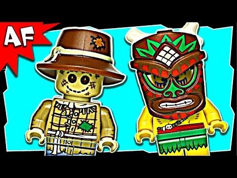 Vidéo LEGO Minifigures 71002 : Série 11