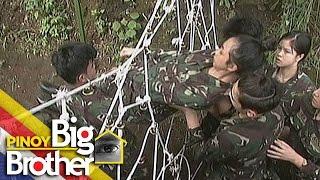 PBB Season 7 Day 91: Teen Housemates, Nahirapan Lumusot Sa Kanilang Unang Obstacle Task