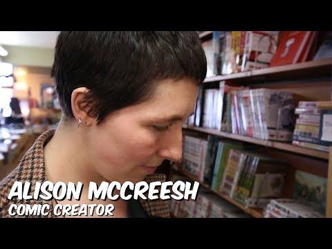Vidéo de Alison Mccreesh