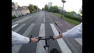 preview picture of video 'Parcours La Bottine - Nevers'