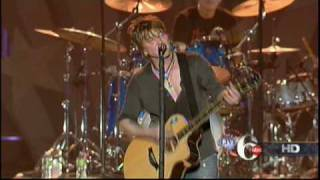Goo Goo Dolls NEW SONG I Won't Tell No One Your Name Philadelphia Live 07/04/2010 2010