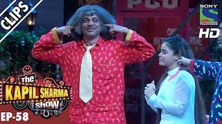 Ghost In Dr Gulati's 5050 Hospital The Kapil Sharma Show–6th Nov 2016