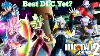 Xenoverse 2 Which DLC Has Been The Best? And Why DLC 7 Can Be The Best DLC Yet!