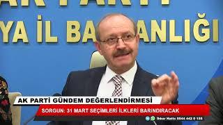 Ahmet Sorgun: Seçim sonuçlarına mazeret hazırlama peşindeler