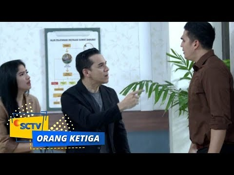 Ihiyyy Rossy Dapat Hadiah Kecupan Kening Dari Aris | Orang Ketiga Episode 544