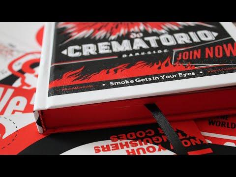FOLHEANDO CONFISSÕES DO CREMATÓRIO | bit.ly/crematorio