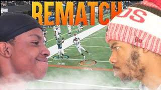 It's Win Or GO HOME For Team Juice! Brother BEEF Game! (Madden 20)