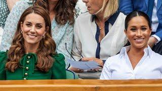 Meghan Markle And Kate Middleton Feud Rumors DEBUNKED! (Exclusive)
