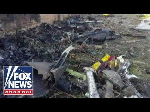 Iran admits its military shot down Ukrainian jetliner