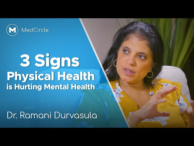 How to Spot the Signs Your Physical Health Is Affecting Mental Health