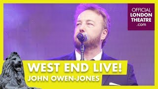 West End LIVE 2017: John Owen-Jones