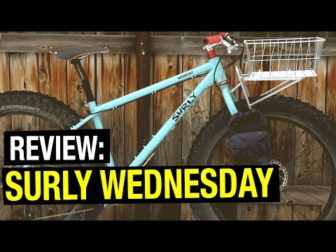 Review: Surly Wednesday (Borrowed Bike Review!)