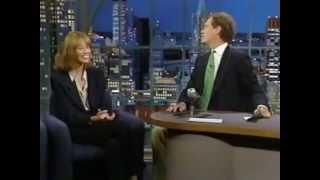 Christy Turlington On Late Night (1992)