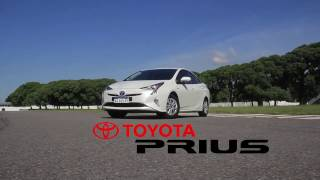 Toyota Prius 2017 - Test - Matías Antico - TN Autos