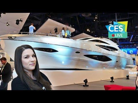 Lo yacht più smart del mondo: ecco Furrion Adonis | #CES2019