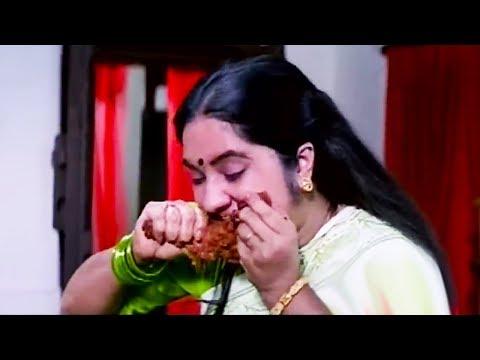 കല്പന ചേച്ചിയുടെ ഒരിക്കലും മറക്കാനാവാത്ത ഒരടിപൊളി കോമഡി സീൻ  | Kalpana Comedy | Malayalam Comedy