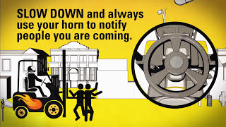 Forklift Safety Advice   How to Operate your Forklift Safely   Cat Lift Trucks
