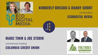 #79. | Columbia Credit Union & EcoDigital, Part 3 | 2 perspectives on keeping a long term focus