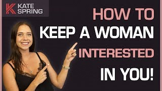 keep your girlfriend interested