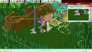 Как построить лодочную станцию в roller coaster