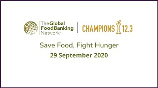 29 September Save Food Fight Hunger