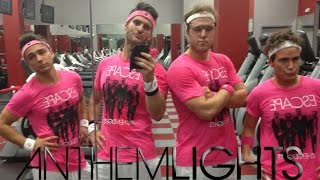 "Anthem Lights - ""Run Away"" (Official Treadmill Craziness)"