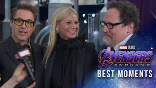 Relive the pageantry on an epic scale LIVE from Los Angeles at the Marvel Studios' Avengers: Endgame Red Carpet World Premiere!  ► Subscribe to Marvel: http://bit.ly/WeO3YJ  Follow Marvel on Twitter: https://twitter.com/marvel Like Marvel on Facebook: https://www.facebook.com/Marvel  For even more news, stay tuned to: Tumblr: http://marvelentertainment.tumblr.com/ Instagram: https://www.instagram.com/marvel Reddit: https://www.reddit.com/user/marvel-official Pinterest: http://pinterest.com/marvelofficial