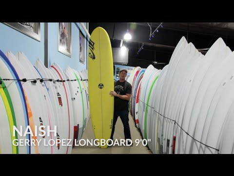 Naish Gerry Lopez Longboard 9'0″ Surfboard Review