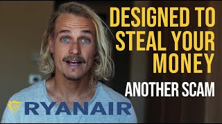 Ryan Air Booking Tips - How to Avoid Hidden Fees When Booking Your Flight