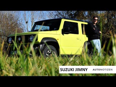 Suzuki Jimny: 2021 geht es weiter! Review, Test, Fahrbericht