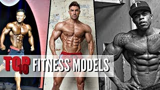 TOP 10 Most Incredible Models In Fitness Industry 2017