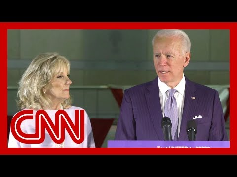 Biden focuses on uni