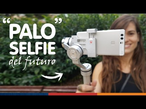 Estabilizador para Móvil ¡PALO SELFIE DEL FUTURO! - Aibird Uoplay vídeo gimbal