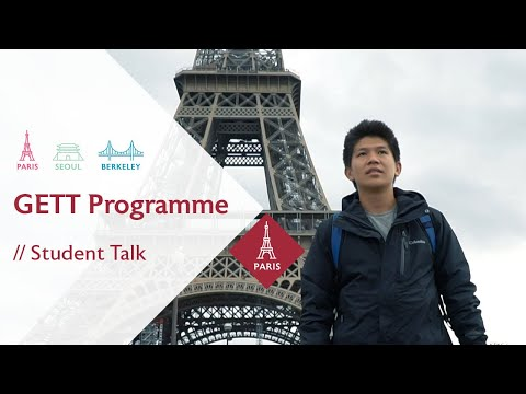 MMS(GETT) program - Jérémie MOU CHIN LEUNG's experience, French-Polynesian student