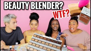 "BeautyBlender Bounce Foundation is for ""Latinas"" Pero Where are the Shades?"