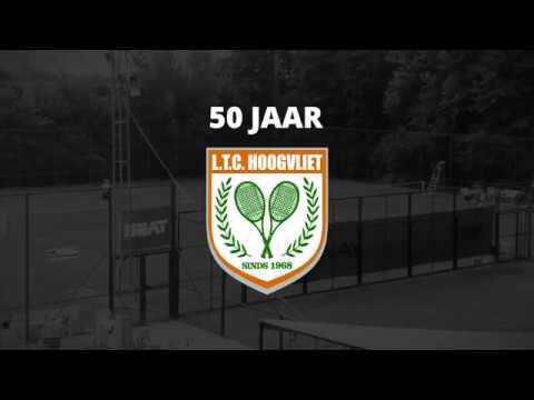 Teaser 50 jaar LTC Hoogvliet