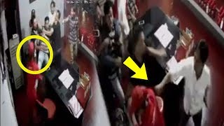 Video Viral Petugas SPBU Dikeroyok Diduga karena Dikira Curang