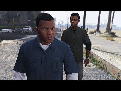 Gameplay de Grand Theft Auto V
